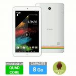 "Polaroid Rainbow+ 8 Go - Tablette tactile 7"" sous Android"