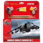 Airfix A55205 - Maquette avion Hawker Siddeley Harrier GR.1 - Echelle 1:72