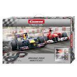 Carrera Toys Evolution 25185 - Circuit de voitures Grand Prix Masters