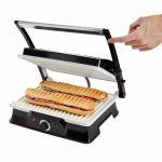 Domoclip DOM252 - Grill et toaster plaque en céramique