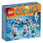 Lego 70230 - Legends of Chima : La tribu Ours des glaces
