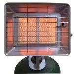 Eno PR4211 - Brasero radiant infrarouge à gaz
