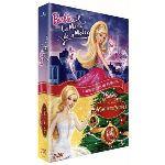 Coffret Barbie : La magie de la mode + La magie de Noël