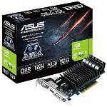 Asus GT730-SL-1GD3-BRK - Carte graphique GeForce GT 730 1 Go DDR3 PCIe 2.0 x16