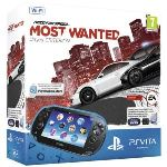 Sony PS Vita Wi-Fi + Need for Speed : Most Wanted