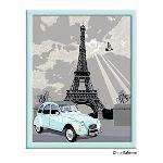 Ravensburger Peinture au numéro : Paris
