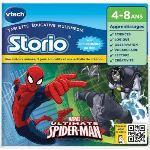 Vtech Jeu Storio Spiderman