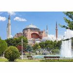 Castorland Puzzle Cathédrale Sainte Sophie à Istanbul, Turquie 1000 pièces
