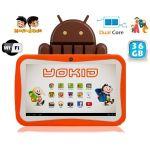 "Yonis Yokid 34 Go - Tablette tactile 7"" éducative sous android 4.4"