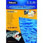 Fellowes 100 pochettes de plastification à chaud format A4 (175 µ)