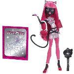 Mattel Monster High Catty Noir Photo de classe