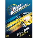 Coffret Fast and Furious + 2 Fast 2 Furious