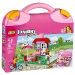 Lego 10660 - Juniors : Valise de construction fille