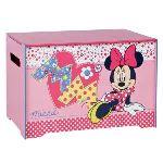 Malle à jouets Minnie Mouse