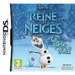 Frozen : La Reine des Neiges - La Quête d'Olaf sur NDS