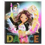 Depesche Top Model - Album de coloriage Dance