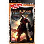 God of War : Ghost of Sparta sur PSP