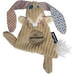 Les Déglingos Doudou Baby Lapinos le lapin 28 cm