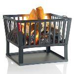 Barbecook Classic Squadra - Braséro à bois