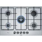 Siemens EC7A5SB90 - Table de cuisson gaz 5 foyers