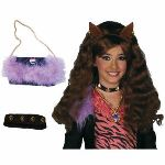 Set accessoires Monster High Clawdeen Wolf