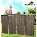 Madeira WG30082SK - Abri de jardin en métal 2,34 m2