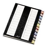 Emey Trieur alpha-numérique 24 compartiments (26 x 33 cm)