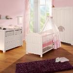 Pinolino 101617B - Chambre complète bébé Nina