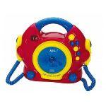 AEG 4229 - Lecteur CD Sing Along CD-Player enfant