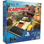Sony PS3 Ultra Slim 12 Go + Little Big Planet Karting