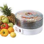 Tellier N3040 - Déshydrateur électrique de fruits et légumes