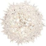 Kartell Applique Bloom en plastique (28 cm)