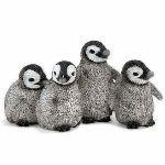 Schleich Figurine bébés Pingouins
