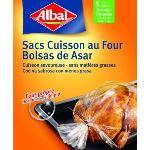 Albal 5 sacs de cuisson au four Aroma (35 x 43 cm)