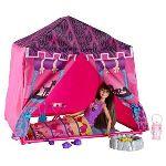 Mattel Barbie et ses soeurs - Skipper et tente