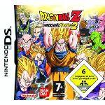 Dragon Ball Z : Supersonic Warriors 2 sur NDS