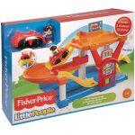 Fisher-Price Little People : Le garage des découvertes