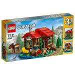 Lego 31048 - Creator : La cabane du bord du lac