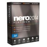 Nero 2014 platinum pour Windows