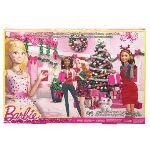 Mattel Barbie Calendrier de l'Avent 2014