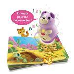 Leapfrog Mon Lecteur Violette avec livre