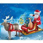 Playmobil 5590 Christmas - Père Noël avec traîneau