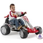 Injusa Kart électrique Big Wheels 12 V