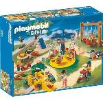 Playmobil 5024 - Grand jardin d'enfants