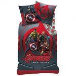 Cti Avengers - Parure de lit (140 x 200 cm)
