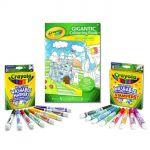 Crayola L'essentiel pour petit artiste spécial coloriage