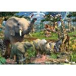 Ravensburger Puzzle Animaux 18000 pièces