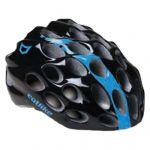 Catlike Whisper Road Helmet taille S - Black / Blue 51-54 cm