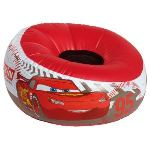 Worlds Apart Pouf gonflable Cars 2