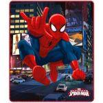 Plaid polaire Spiderman (120 x 140 cm)